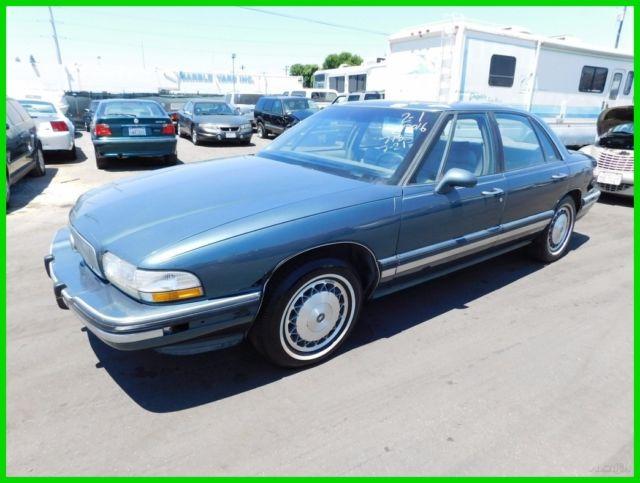 1993 buick lesabre limited used 3.8l v6 12v automatic sedan premium