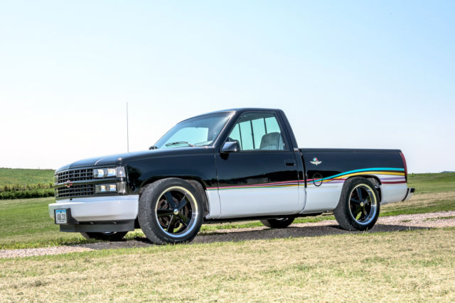 Chevrolet Silverado C Indy Pace Truck Lowered Custom C Very Clean on 1993 Chevy Silverado Lowered