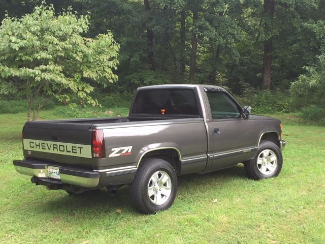 1993 chevrolet silverado k1500 z71 4x4. Black Bedroom Furniture Sets. Home Design Ideas