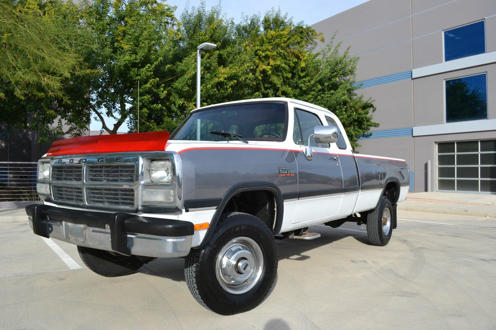 1993 dodge ram 2500 4x4 diesel auto le low miles 1 owner. Black Bedroom Furniture Sets. Home Design Ideas