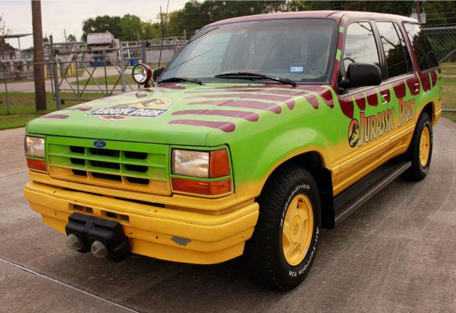 1993 ford explorer xlt