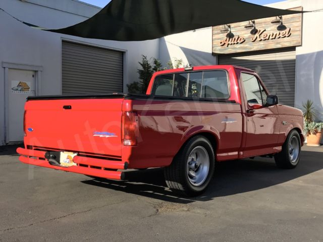 1993 ford f 150 lightning low orig miles concours condition. Black Bedroom Furniture Sets. Home Design Ideas