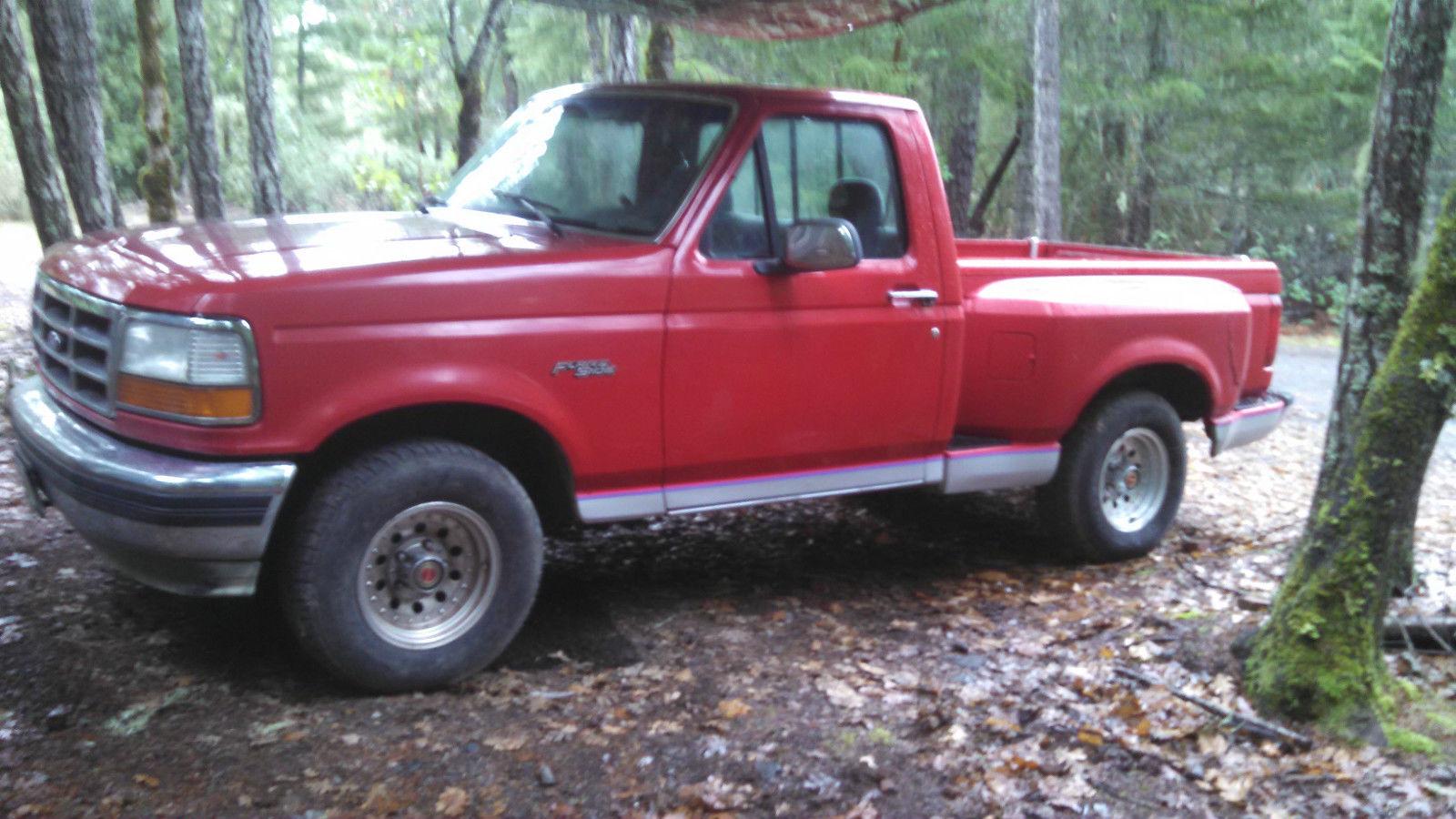Ford Flare Side F Stepside