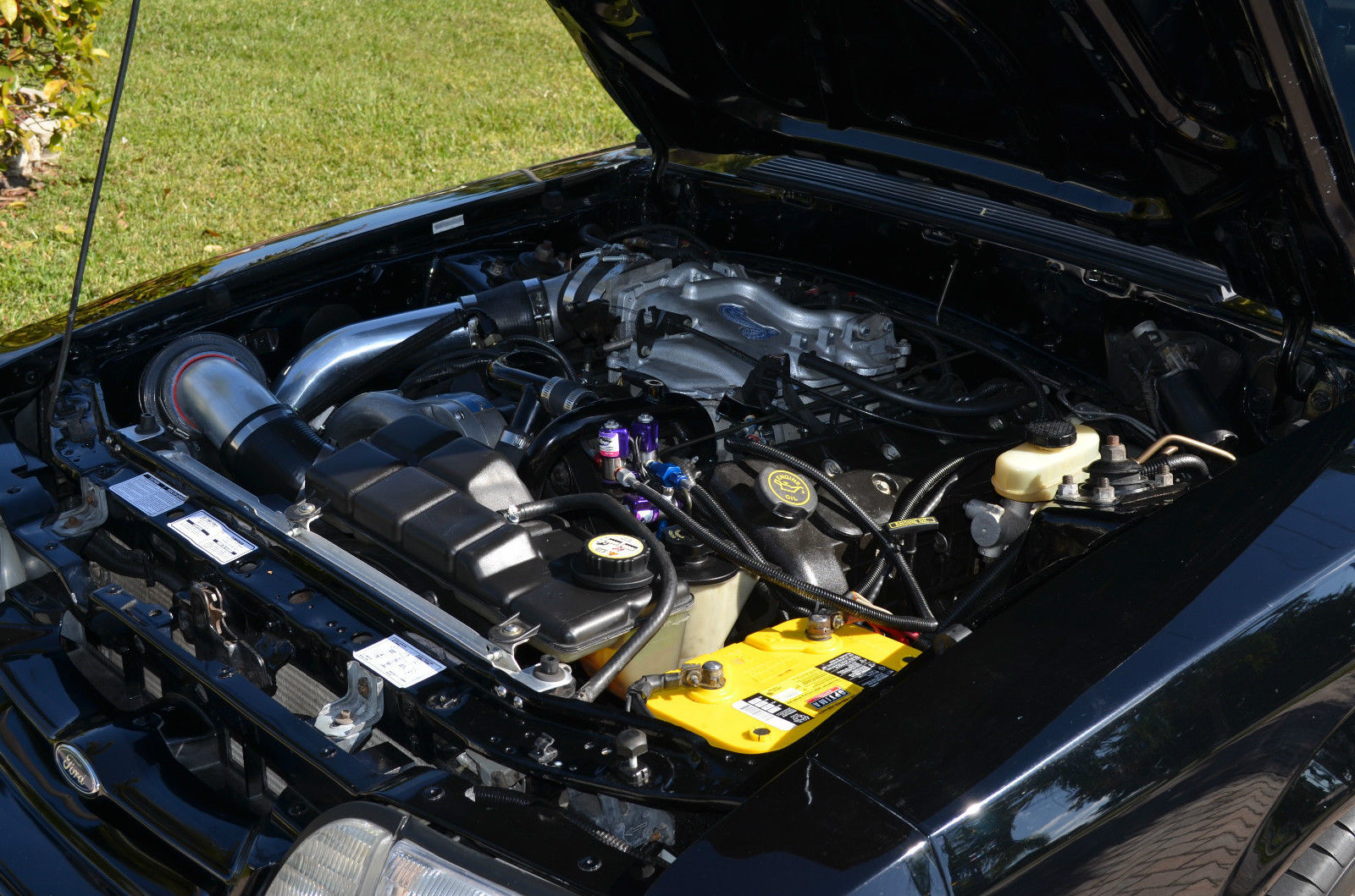 1993 Ford Mustang Lx Fox Body Coupe 01 Cobra Swap Supercharged