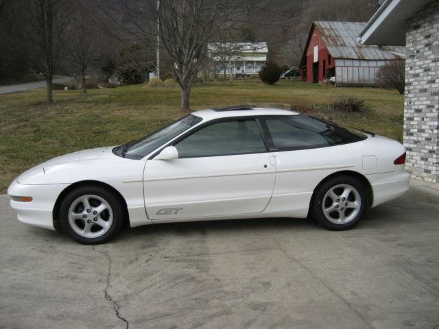 1993 ford probe gt hatchback 2 door 2 5l white excellent. Black Bedroom Furniture Sets. Home Design Ideas