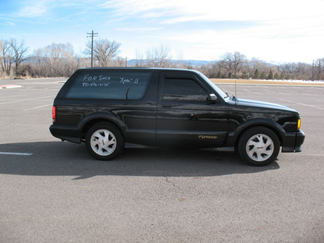 1993 GMC Typhoon SLT for sale in Montrose, Colorado, United States