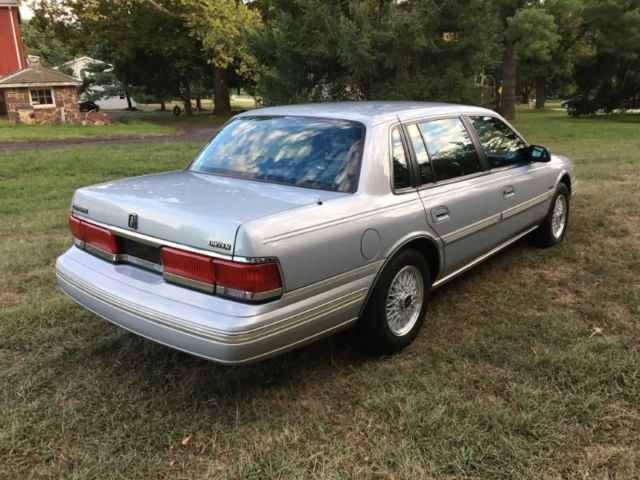 Service manual [Auto Air Conditioning Service 1995 Lincoln Continental Parking System] - Find ...