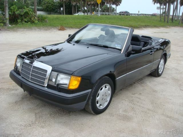 1993 mercedes benz 300ce convertible 82k miles genuine for 1993 mercedes benz 300ce