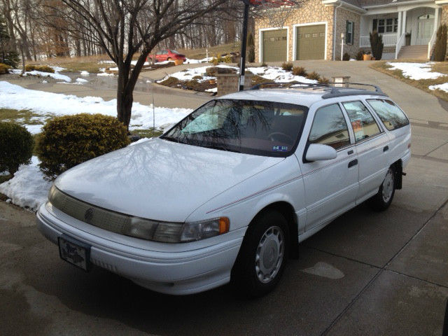 1993 Mercury Sable Ls Station Wagon