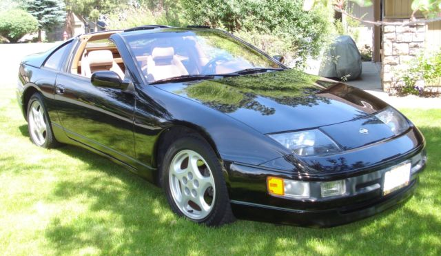 1993 nissan 300zx glass t tops low miles. Black Bedroom Furniture Sets. Home Design Ideas