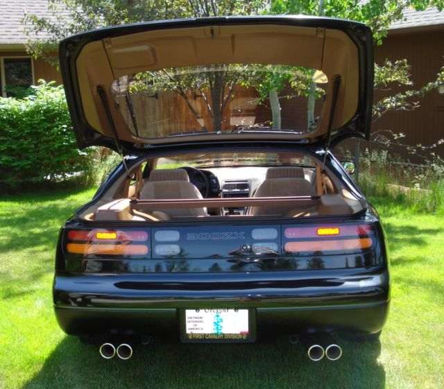 300zx Turbo Mods: 1993 Nissan 300zx Glass T-tops Low Miles