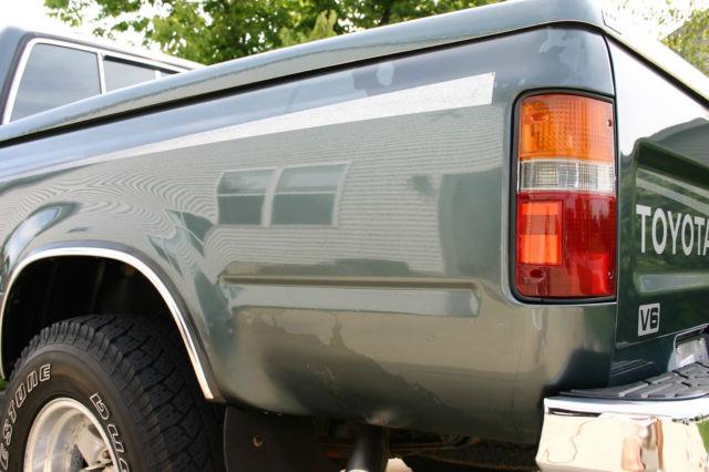 1993 toyota 4x4 pickup sr5 xtracab v6 pre tacoma - 1993 toyota pickup interior parts ...