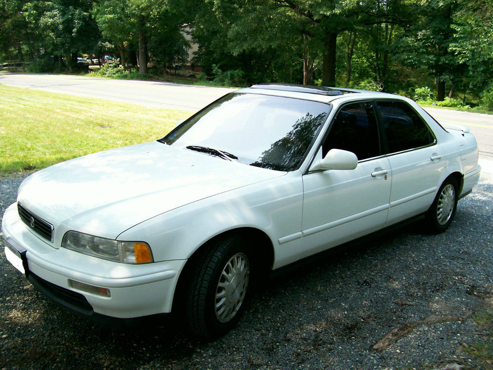 Acura Legend L Sedan BOSE L V White Tan - 1994 acura legend for sale