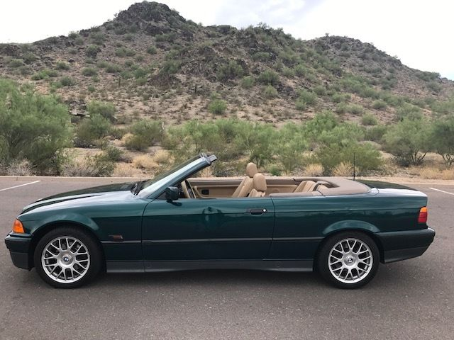 1994 Bmw 318i Convertible.. Low Miles..SUPER CLEAN.. RUST FREE!!!