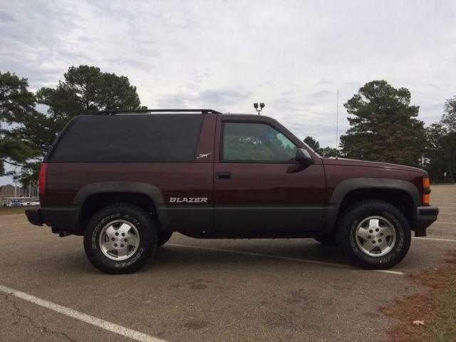 1994 Chevrolet Blazer Tahoe Yukon