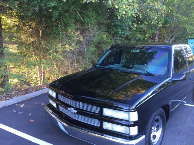 1994 Chevy C1500 Extended Cab Truck Custom And Lowered