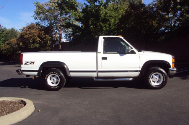 1994 chevy silverado 4x4 95k miles 49 pics. Black Bedroom Furniture Sets. Home Design Ideas