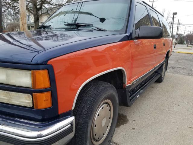1994 chevy suburban 1500