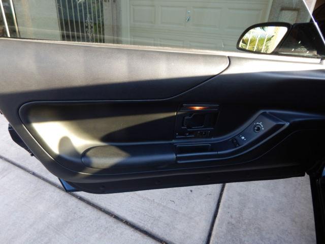 1994 Corvette Zr 1 Lt5 405 Hp Zr1 Black On Black 18k Miles