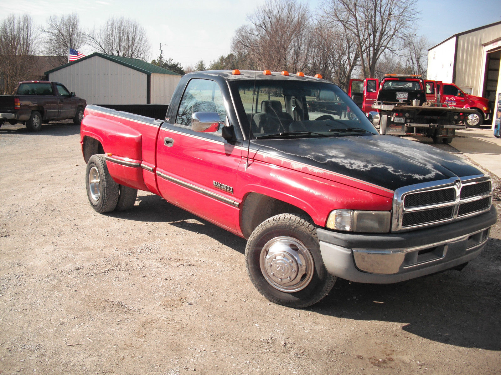1994 dodge cummins 3500 5 9 liter 12 valve for sale in metropolis illinois united states. Black Bedroom Furniture Sets. Home Design Ideas