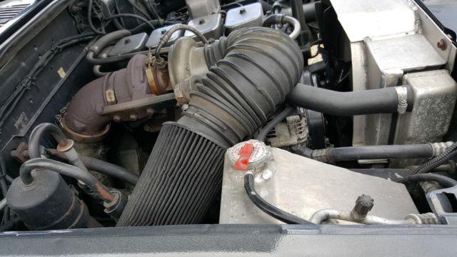 Dodge Dakota X Bt Cummins Turbo Diesel on Dodge Dakota 4bt