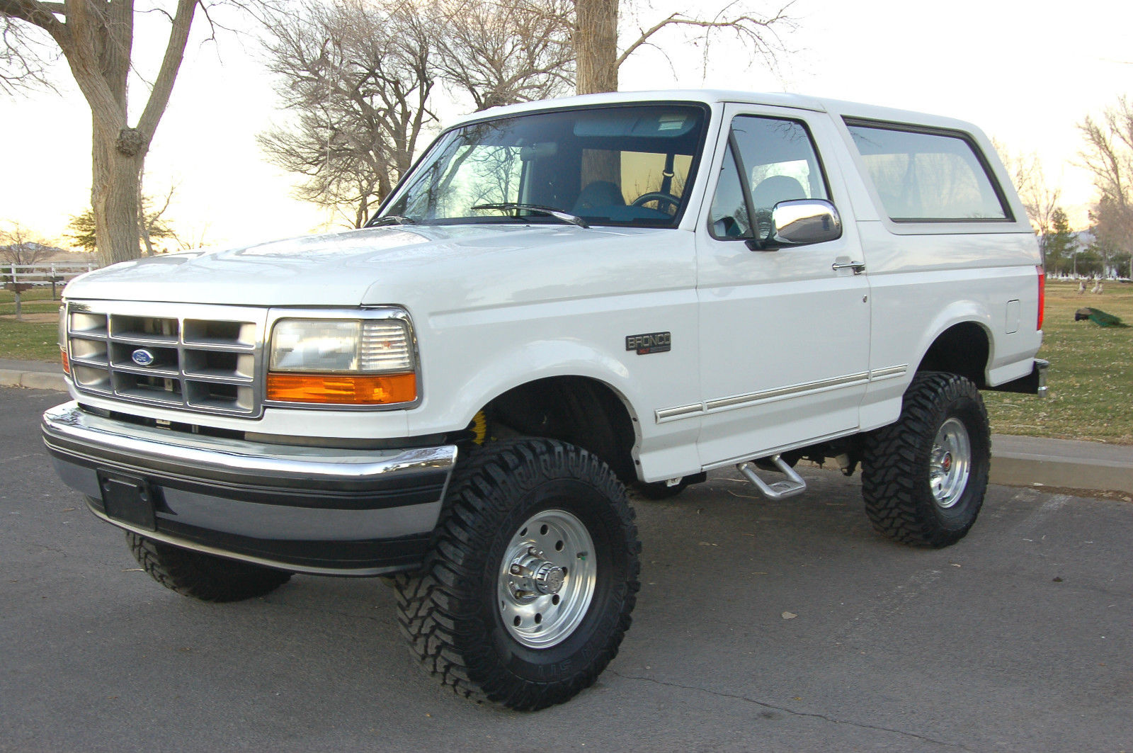 1994 ford bronco xlt 4x4 5 0l automatic rust free amazing condition no reserve for sale in las vegas nevada united states classic cars for sale rare cars collector cars muscle cars