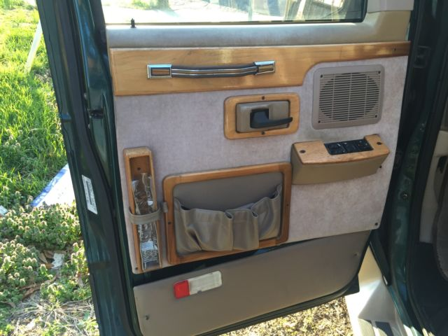 1994 ford econoline e150 conversion van only 131k Econoline Conversion Van Parts