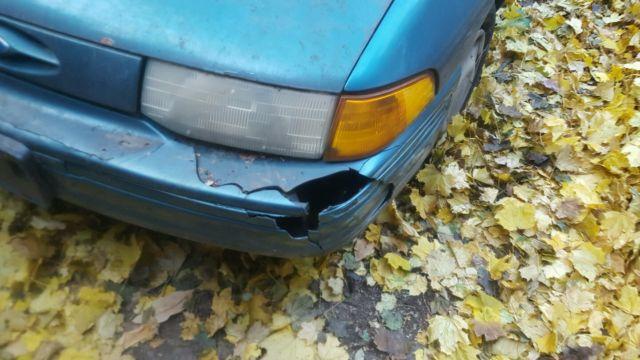Think, that 1994 ford escort wagon rear bumper think