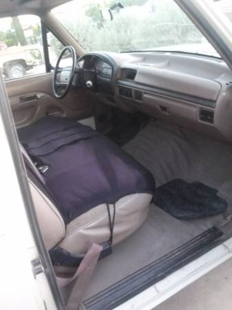 1994 Ford F150 Long Bed