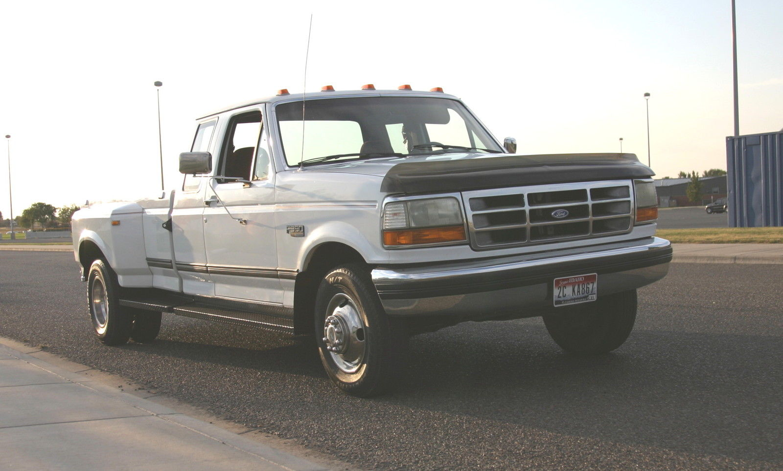 1994 ford f350 dually extended cab. Black Bedroom Furniture Sets. Home Design Ideas