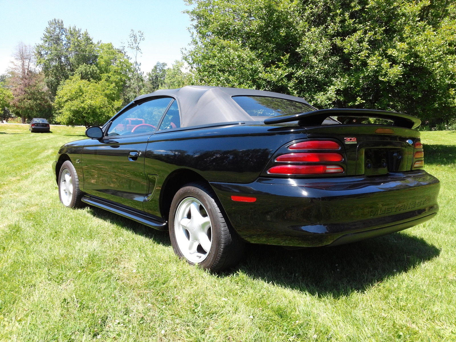 1994 ford mustang gt v8 5 0 ho 5 speed manual. Black Bedroom Furniture Sets. Home Design Ideas
