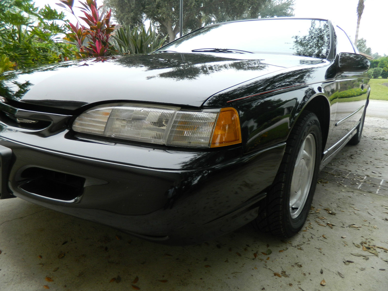 1994 Ford Thunderbird SC SUPER CHARGED 12 000 original miles 5 SPEED