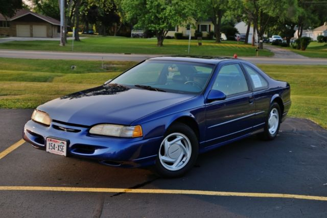 1994 Ford Thunderbird Supercoupe