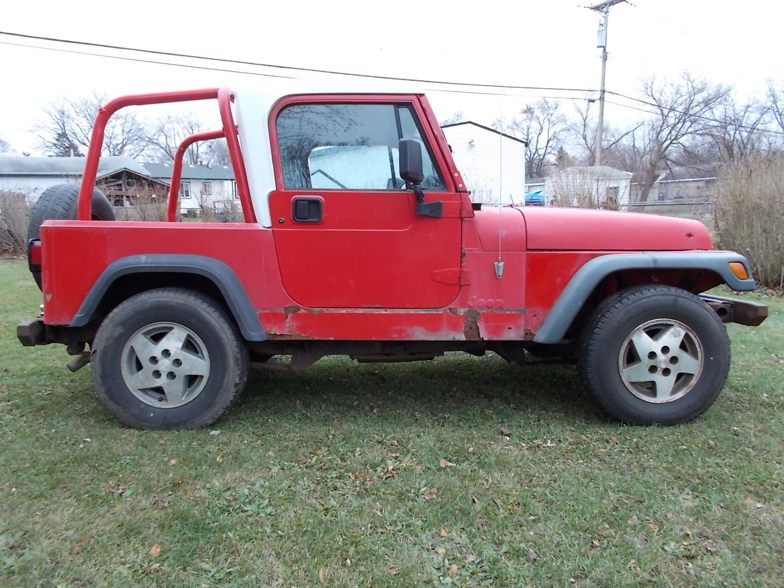 Jeep Project Cars For Sale