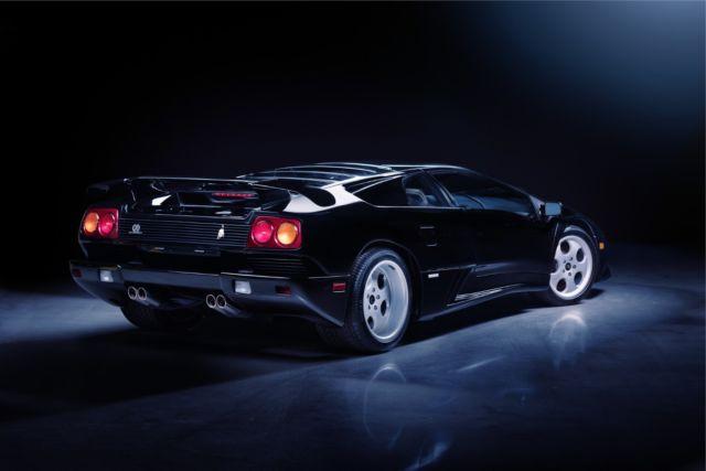 1994 Lamborghini Diablo Se30 Delivery Miles 1 Of 1
