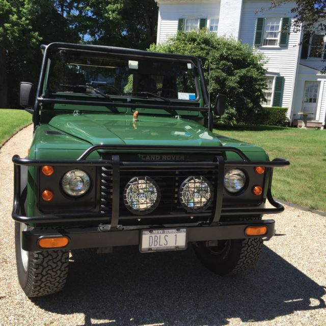 1994 Land Rover Defender One Owner