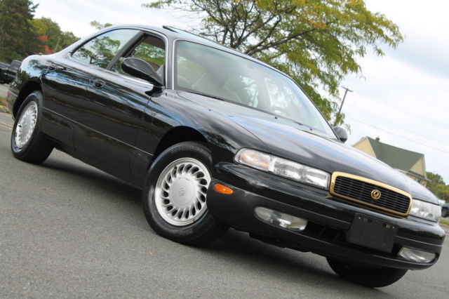 1994 mazda 929 nicest in country very rare loaded carfax only 32k no reserve. Black Bedroom Furniture Sets. Home Design Ideas