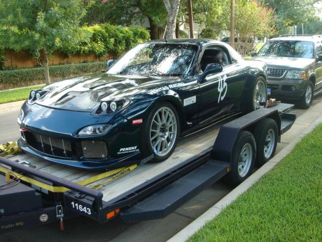 1994 Mazda Rx 7 Ls1 V8 Track Race Road Course Car 94 Rx7 Fd3s Wide