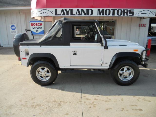 1994 Usa Land Rover Defender 90