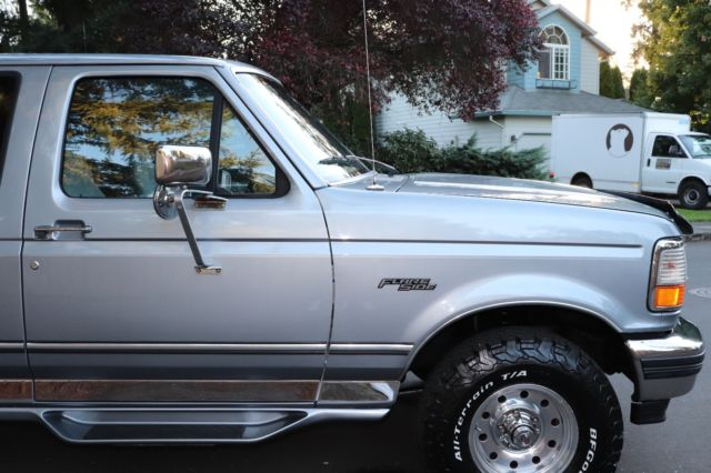 1995 Ford F150 For Sale >> 1995 Ford F150 Flareside Extended Cab 4x4 XLT Low miles ...