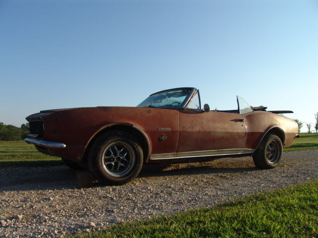 2 X Rare 1967 Camaros S Match Rs Ss 350 Convertible Amp Loaded Rs Hardtop Video