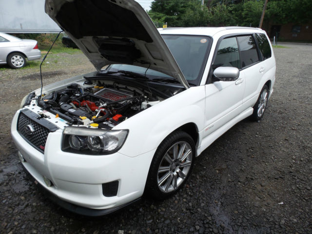 2005 subaru forester sti wagon 4 door 2 5l turbo charged sg9 for sale in tri state area united. Black Bedroom Furniture Sets. Home Design Ideas