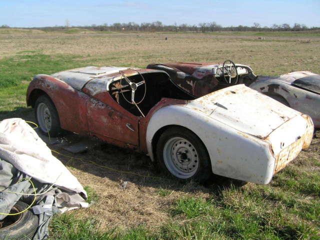 Cars barn autos post for Motor city barn finds