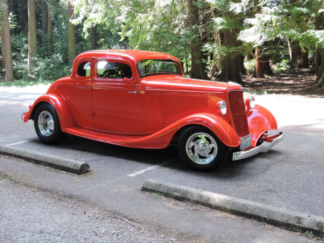 34 ford 5 window coupe. Black Bedroom Furniture Sets. Home Design Ideas
