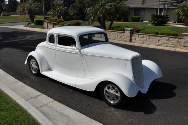 34 ford 5 window coupe custom built by pete aardema. Black Bedroom Furniture Sets. Home Design Ideas