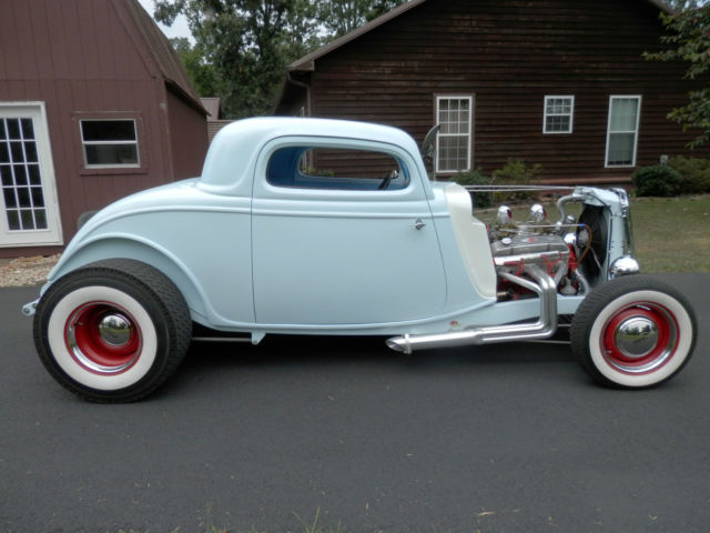 1934 FORD STREET ROD FOR SALE - YouTube