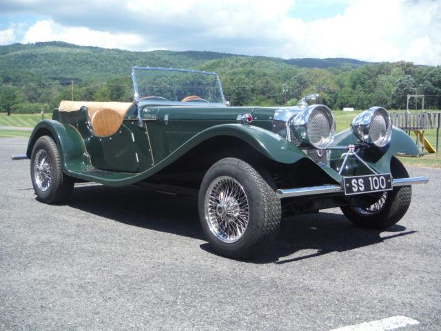 Cars For Sale In Jacksonville Fl >> 37 Jaguar SS100