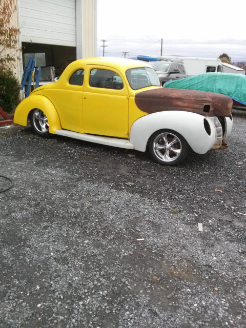 40 ford coupe project all steel for sale in stuarts draft virginia united states. Black Bedroom Furniture Sets. Home Design Ideas