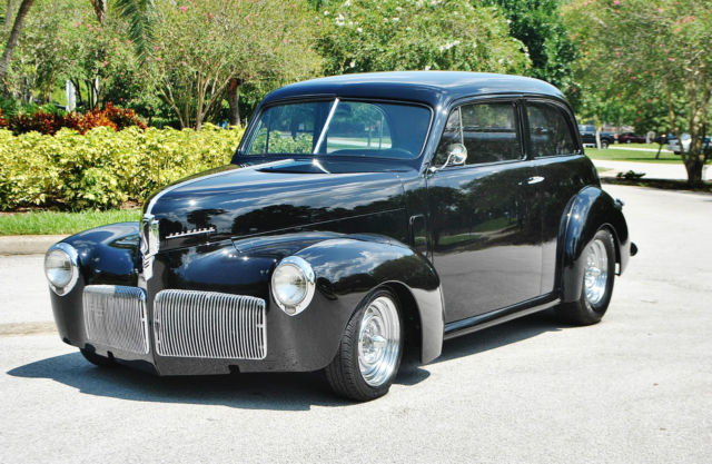 41 Studebaker Champion Hot Rod Classic Muscle Collector Custom Coupe