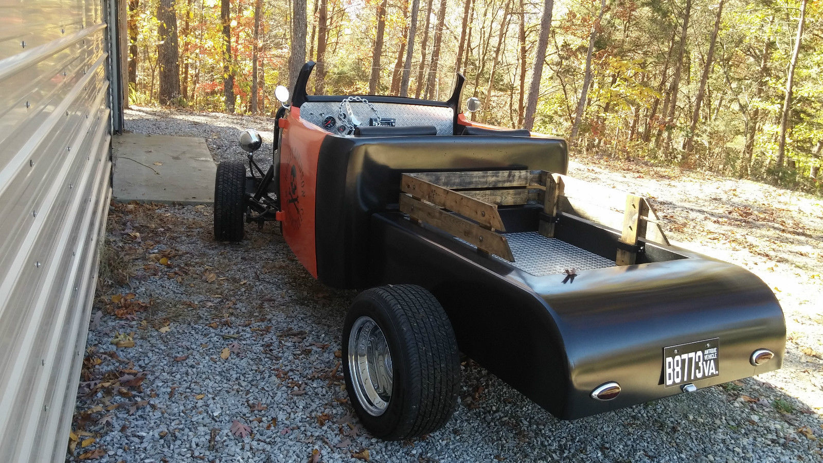 48 Ford Hotrod Ratrod Truck New Build 1948 Pickup Hot Rod